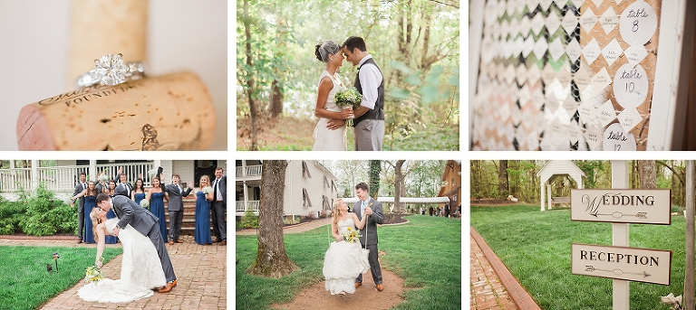 gorgeous outdoor wedding in North Georgia photographer