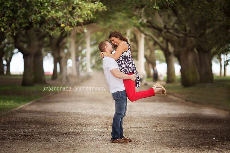 athens georgia engagement photographer