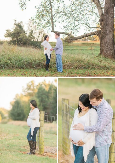 atlanta maternity session in gwinnett county