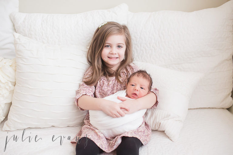 buford newborn photographer sibling pictures